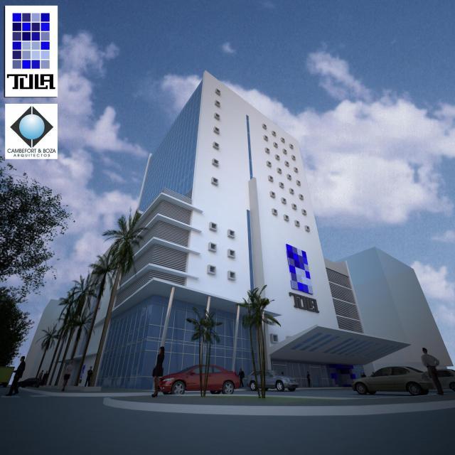 Edificio de Oficinas Tula