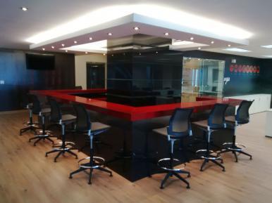 Oficinas administrativas Edificio Global