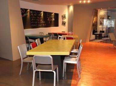 El restaurante / Bar